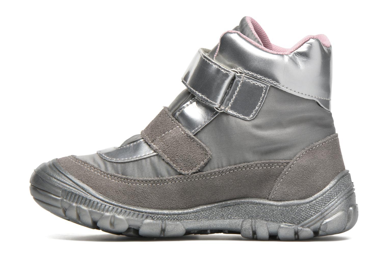 Boots en enkellaarsjes Primigi Meccoy-E Grijs voorkant
