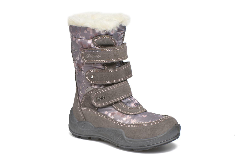 Støvler & gummistøvler Primigi SYBILI-E Grå detaljeret billede af skoene
