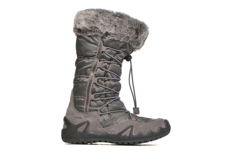 Boots & wellies Primigi Alfa-e Grey back view