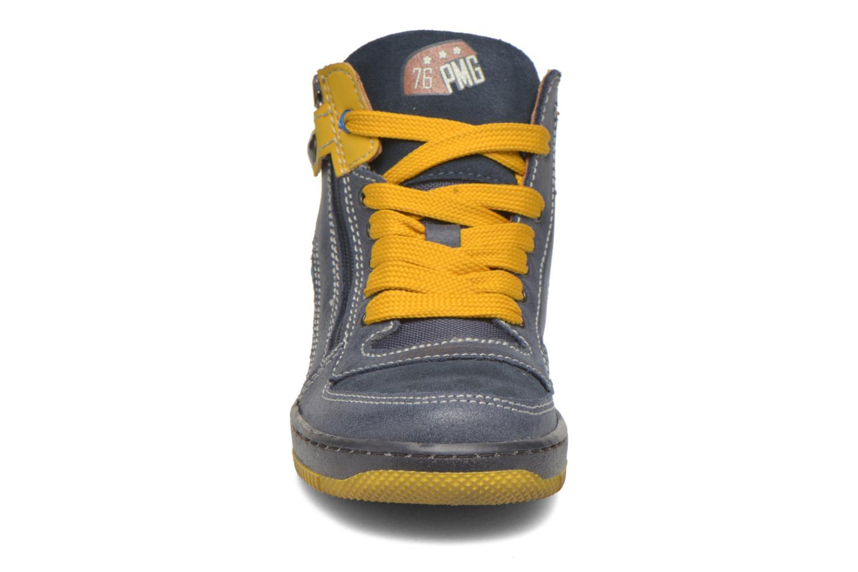 Baskets Primigi Adam-E Bleu vue portées chaussures