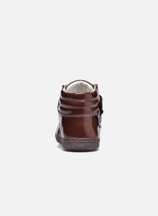 Schoenen met klitteband Primigi Anne-E Bordeaux rechts