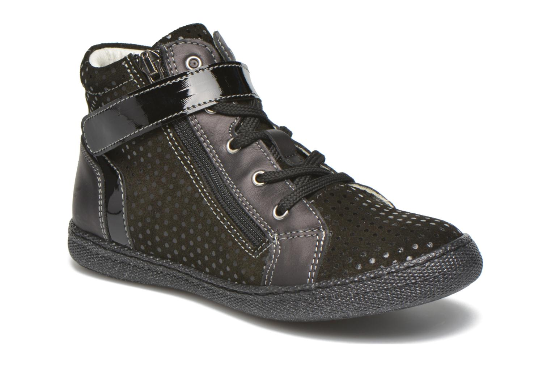 Baskets Primigi Mel-E Noir vue détail/paire