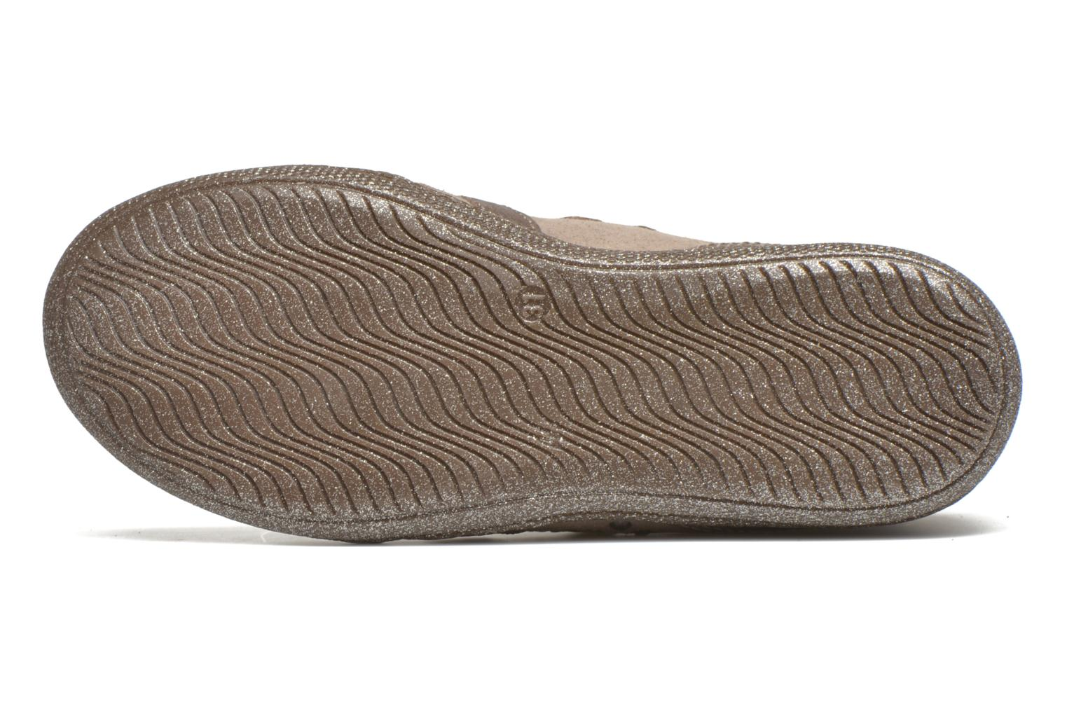 Velcro shoes Primigi Hulda 2-E Beige view from above