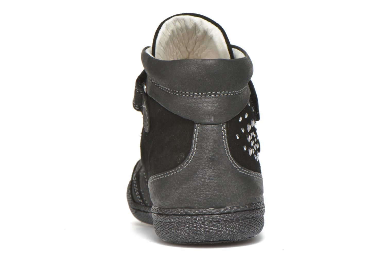 Chaussures à scratch Primigi Hulda 2-E Noir vue droite