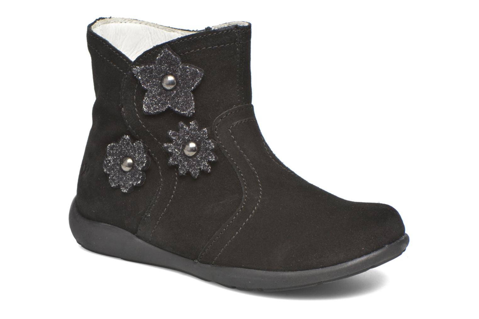 Boots & wellies Primigi Posy Black detailed view/ Pair view