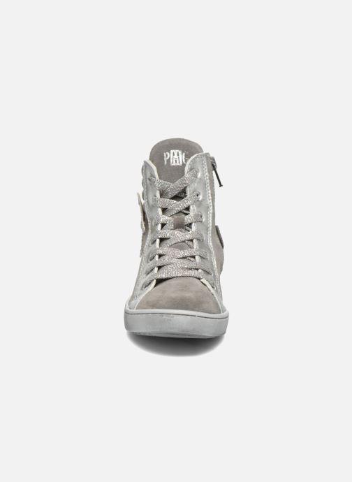Baskets Primigi Marilu' Gris vue portées chaussures