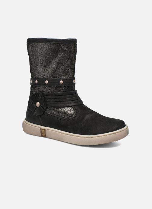 Støvler & gummistøvler Primigi Clarabel Sort detaljeret billede af skoene