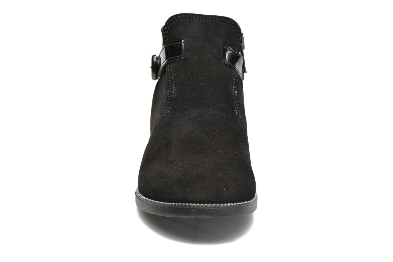 Bottines et boots Primigi Princesse Noir vue portées chaussures