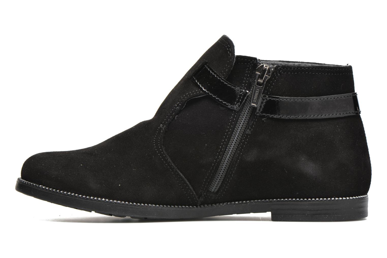 Bottines et boots Primigi Princesse Noir vue face