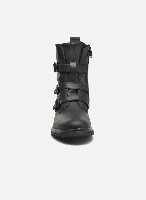 Bottes Primigi Julie Noir vue portées chaussures