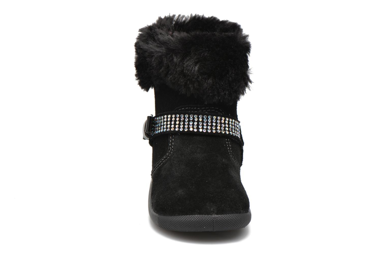 Bottes Primigi Tisby Noir vue portées chaussures