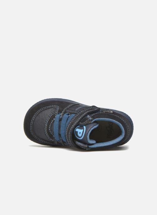 Sneaker Primigi Oran blau ansicht von links
