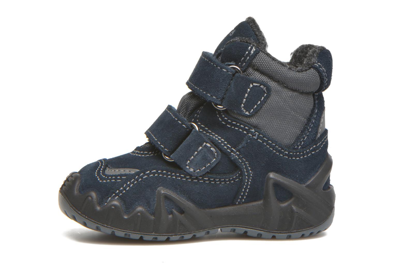 Stiefel Primigi Wick-E blau ansicht von vorne