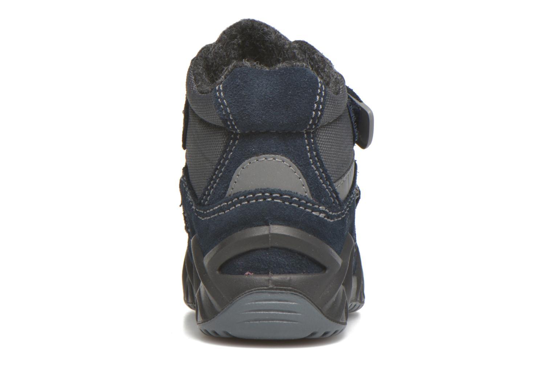 Stiefel Primigi Wick-E blau ansicht von rechts
