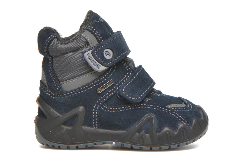 Stiefel Primigi Wick-E blau ansicht von hinten