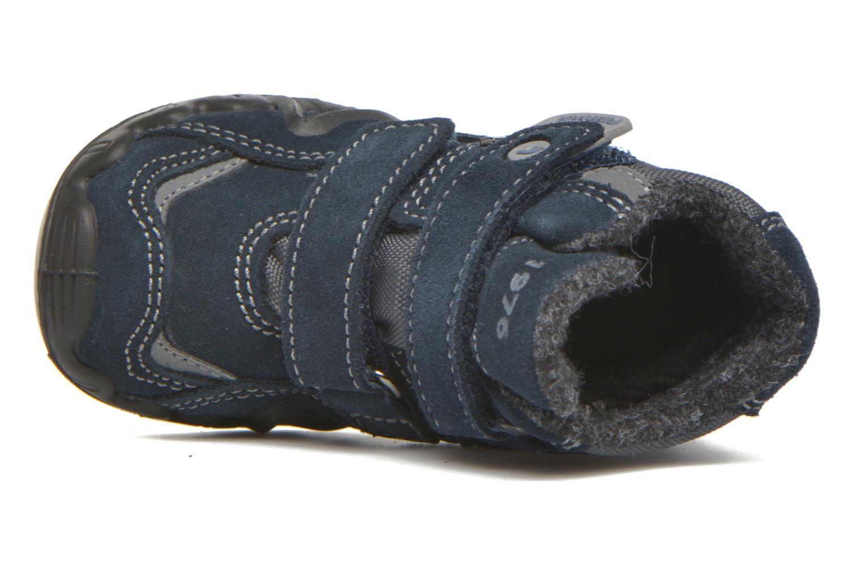 Stiefel Primigi Wick-E blau ansicht von links
