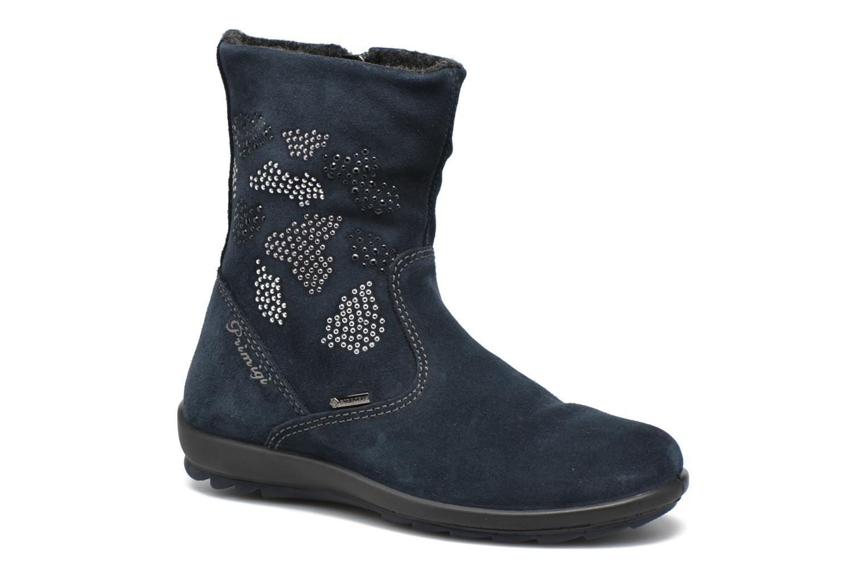 Støvler & gummistøvler Primigi Teresa Blå detaljeret billede af skoene