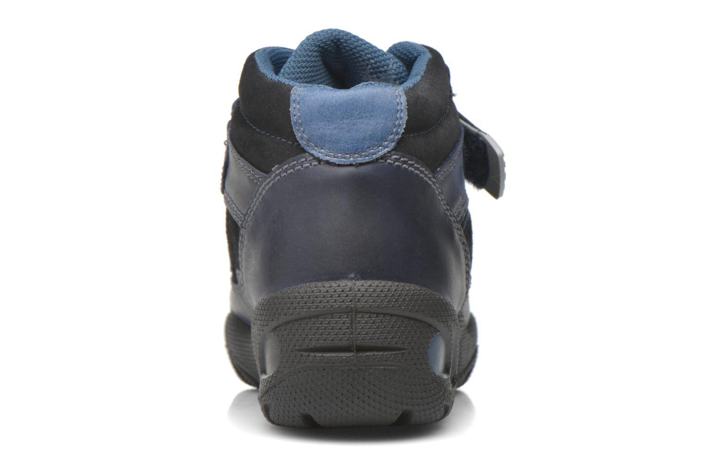Baskets Primigi Wilky Bleu vue droite