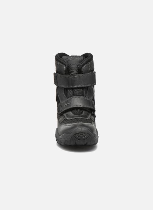 Bottes Primigi Ivory-E Noir vue portées chaussures