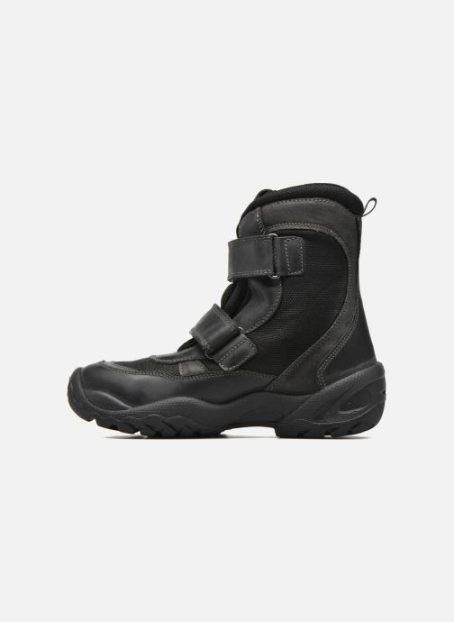 Støvler & gummistøvler Primigi Ivory-E Sort se forfra