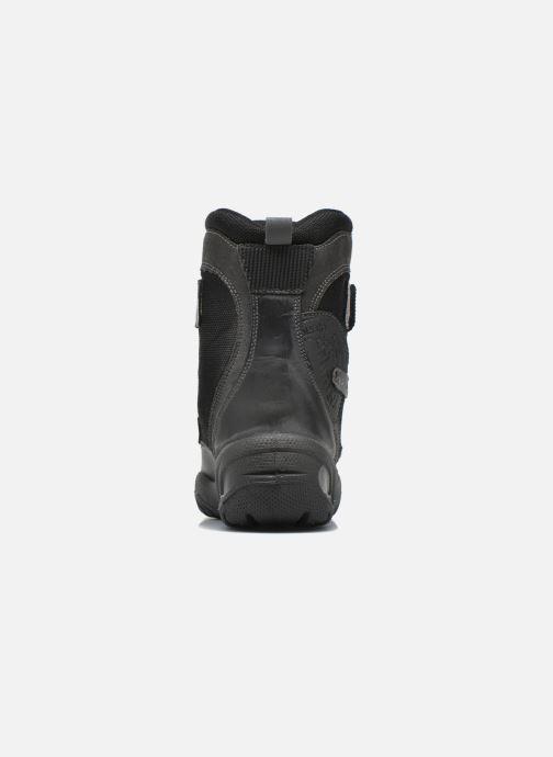Botas Primigi Ivory-E Negro vista lateral derecha