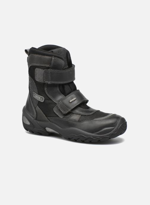 Støvler & gummistøvler Primigi Ivory-E Sort detaljeret billede af skoene