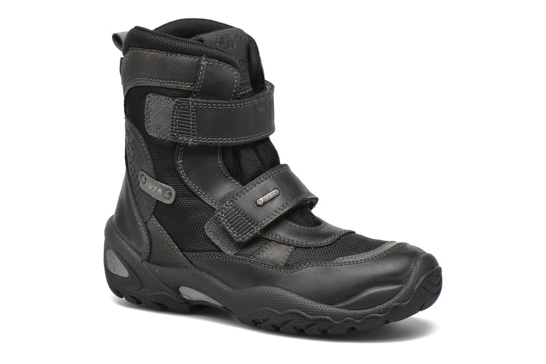 6d427516b334 Støvler   gummistøvler Primigi Ivory-E Sort detaljeret billede af skoene