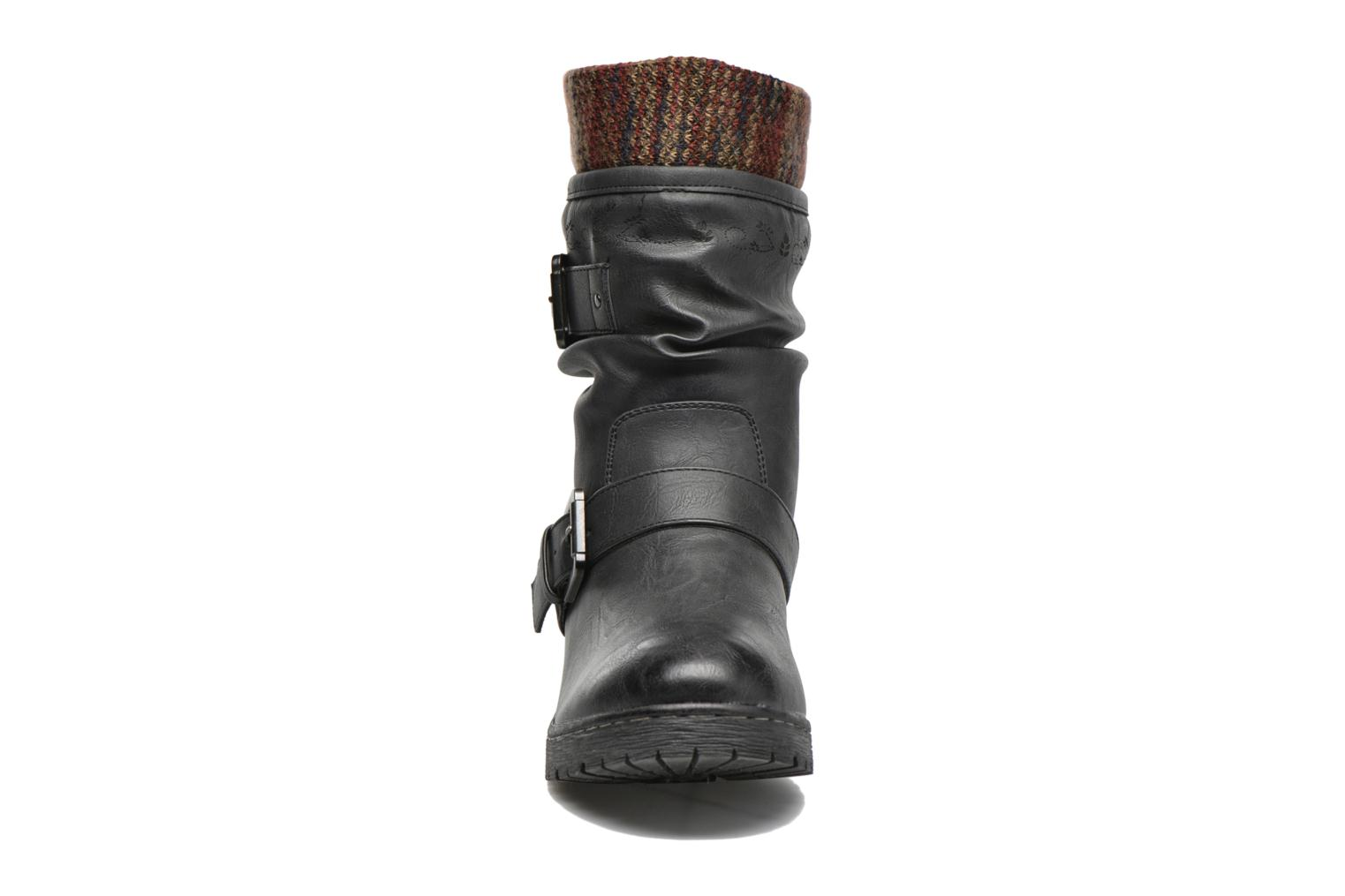 Ankle boots Coolway Babel Black model view