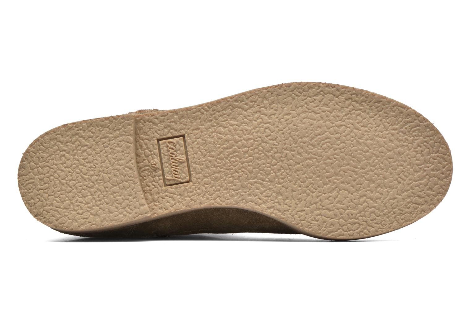 Ankle boots Coolway Babette Beige view from above