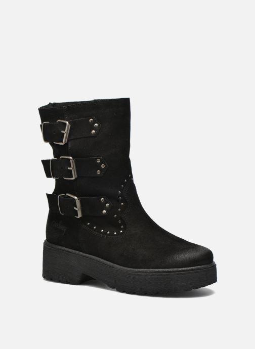 Bottines et boots Coolway Baboon Noir vue détail/paire