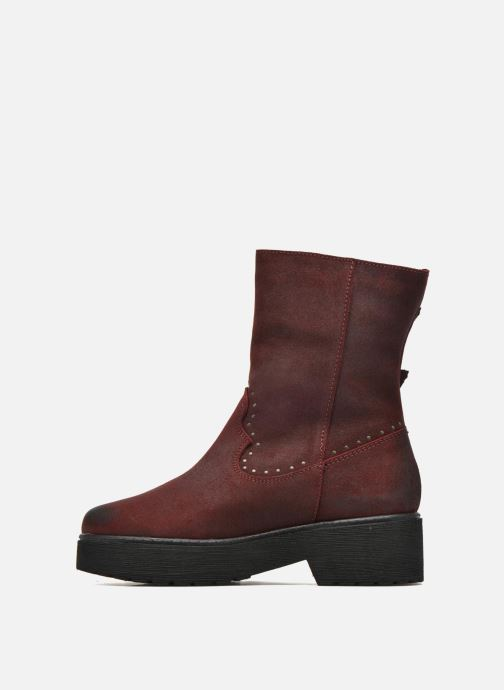 Ankle boots Coolway Baboon Red front view