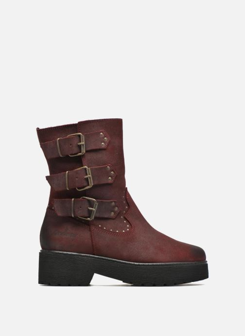 Ankle boots Coolway Baboon Red back view