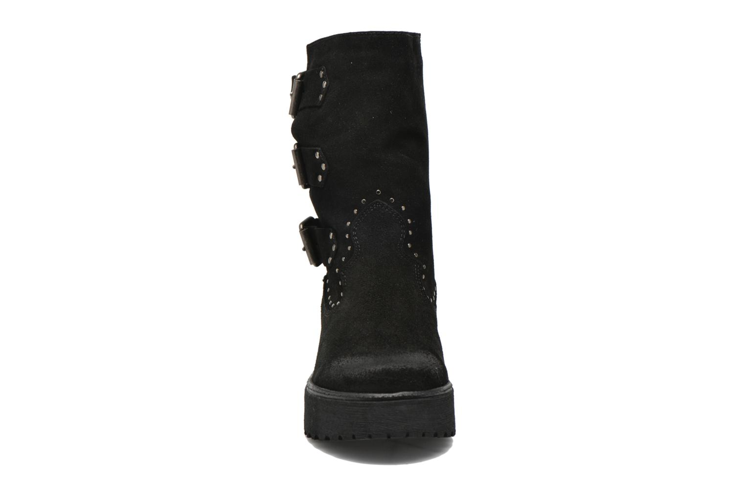 Ankle boots Coolway Baboon Black model view