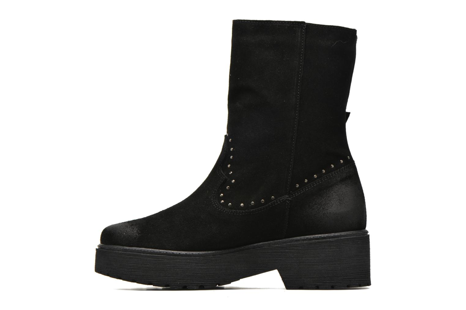 Ankle boots Coolway Baboon Black front view