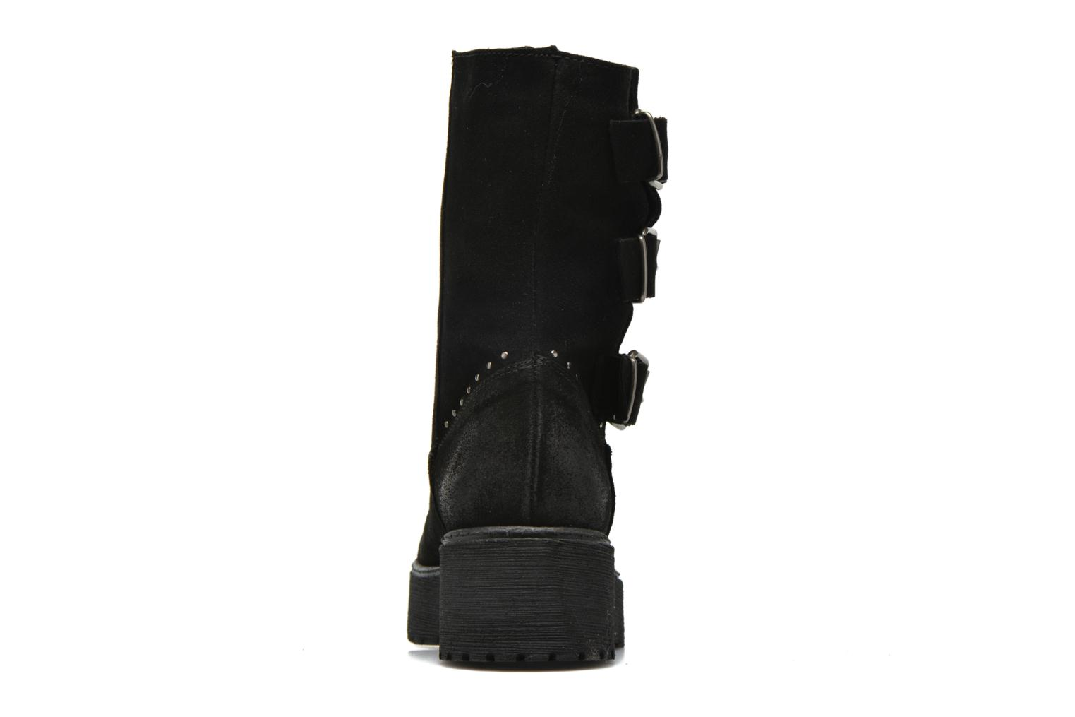 Ankle boots Coolway Baboon Black view from the right