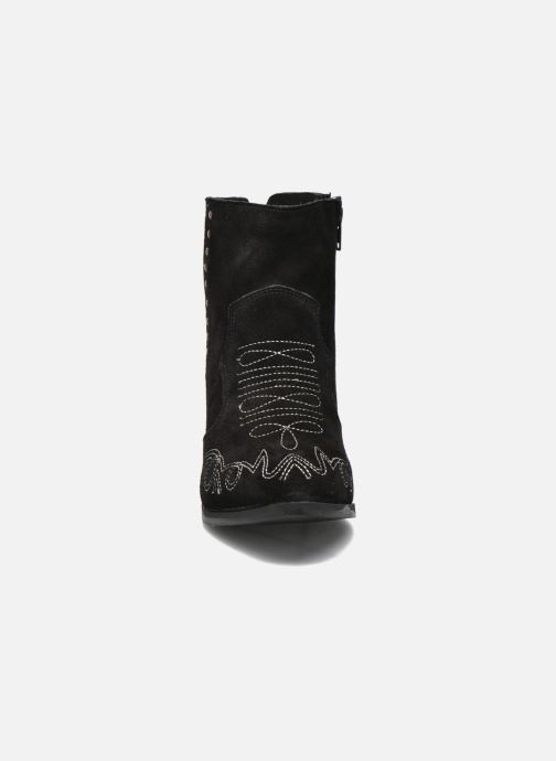 Ankle boots Coolway Bala Black model view
