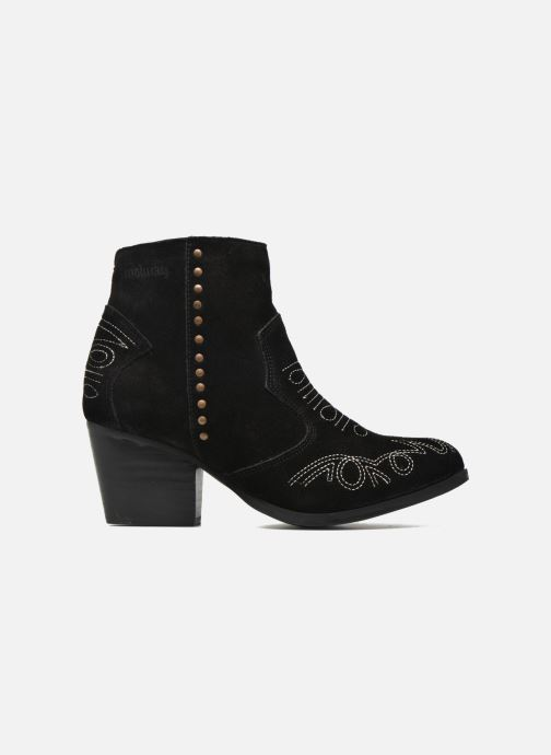 Ankle boots Coolway Bala Black back view