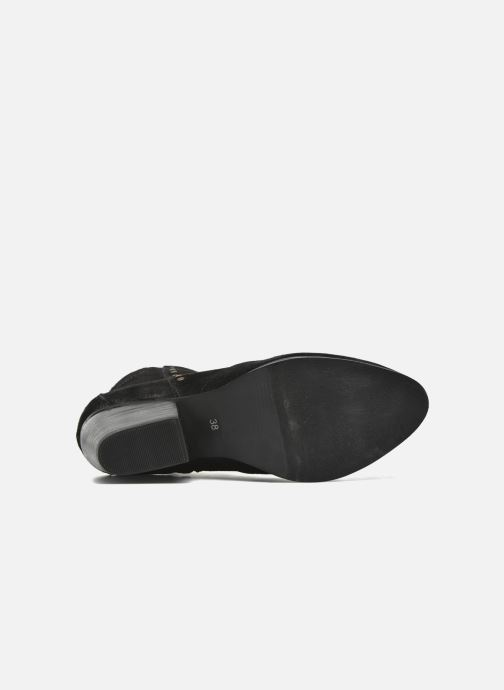 Ankle boots Coolway Bala Black view from above