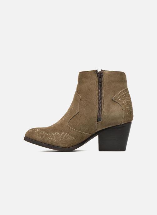 Boots en enkellaarsjes Coolway Bala Groen voorkant