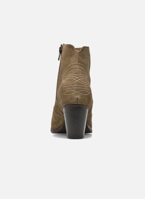 Boots en enkellaarsjes Coolway Bala Groen rechts