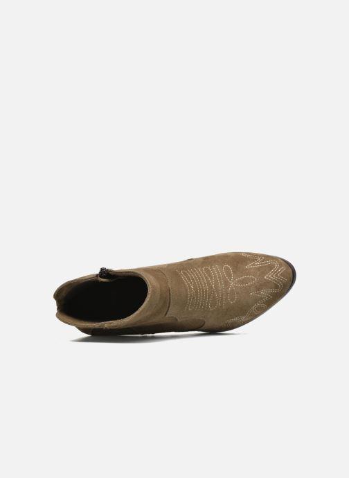 Boots en enkellaarsjes Coolway Bala Groen links