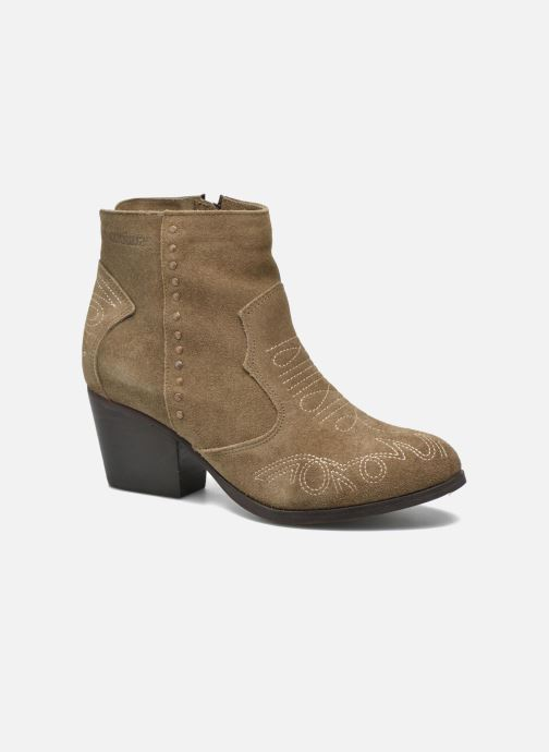 Boots en enkellaarsjes Coolway Bala Groen detail