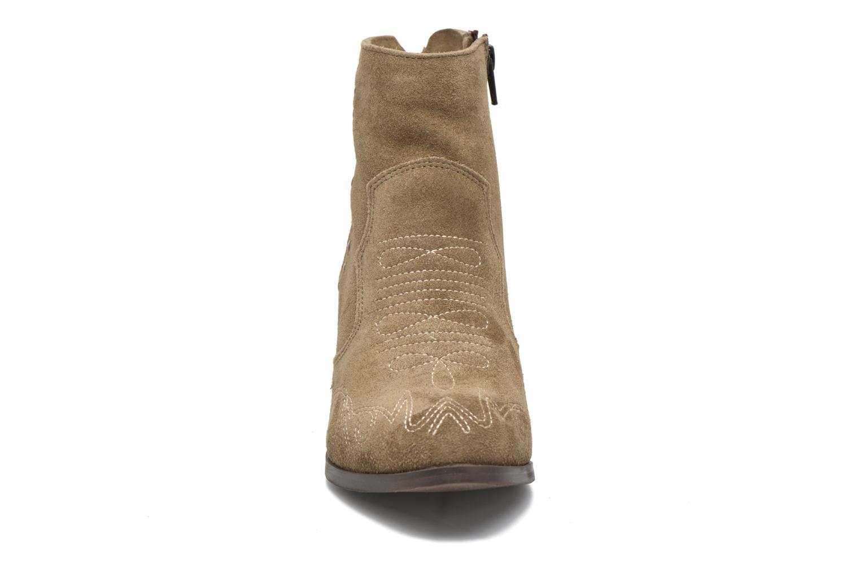 Bottines et boots Coolway Bala Vert vue portées chaussures