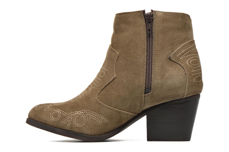Bottines et boots Coolway Bala Vert vue face