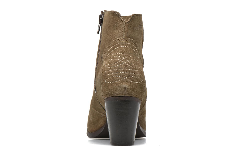 Bottines et boots Coolway Bala Vert vue droite