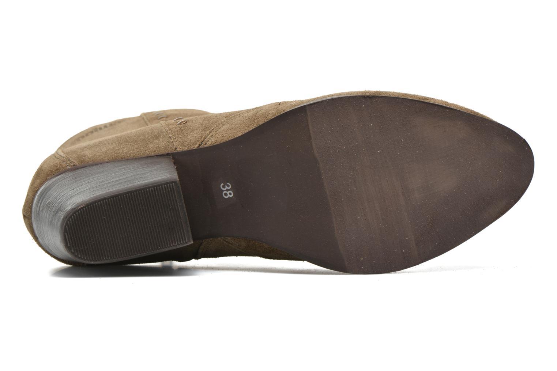 Bottines et boots Coolway Bala Vert vue haut