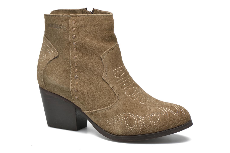 Bottines et boots Coolway Bala Vert vue détail/paire