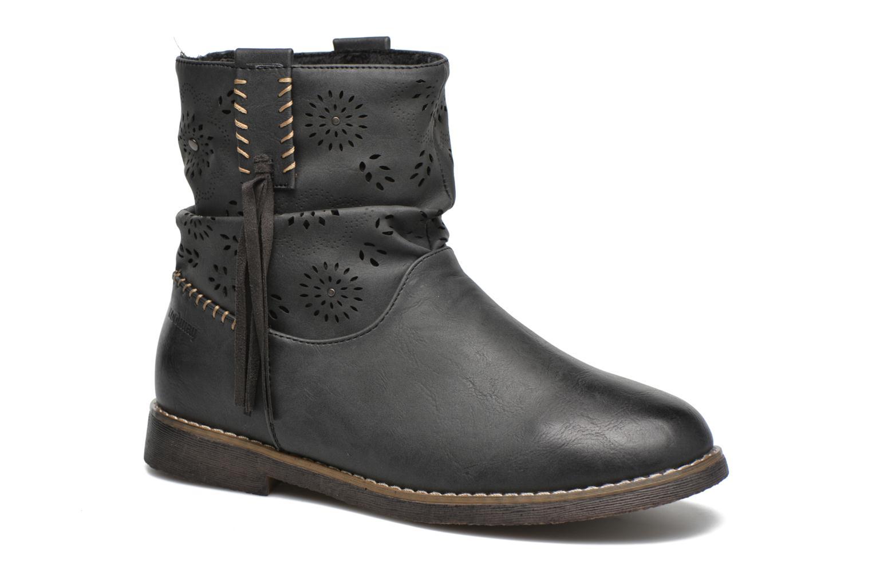 Bottines et boots Coolway Baili Noir vue détail/paire