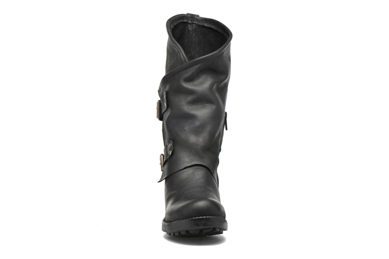 Boots en enkellaarsjes Coolway Alida Zwart model