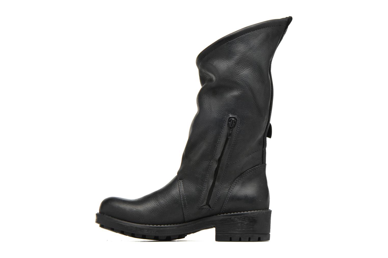 Boots en enkellaarsjes Coolway Alida Zwart voorkant